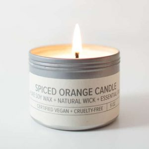 Spiced Orange | Soy Travel Candle