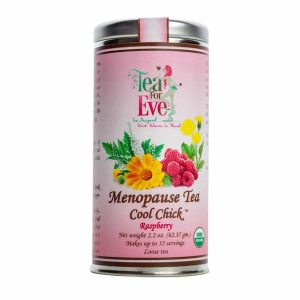 Cool Chick Menopause Tea - Raspberry