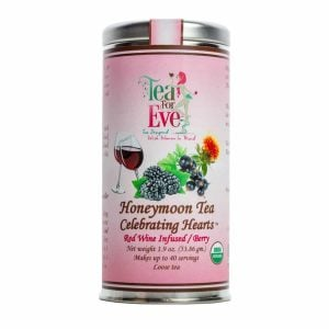 Celebrating Hearts Honeymoon Tea - Red Wine Infused - Berry