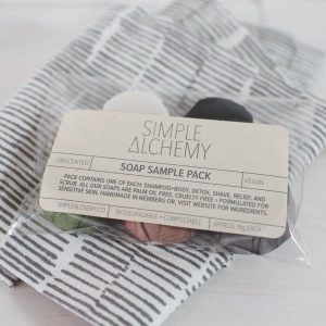 Mini Soap Sample Pack