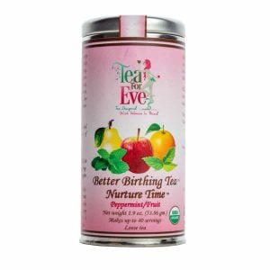 Nurture Time - Better Birthing Tea - Peppermint/Fruit
