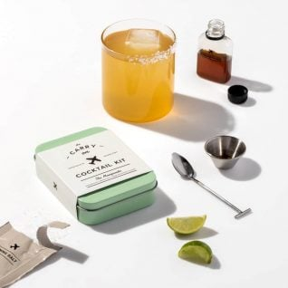 The Cocktail Carry On Kit - The Margarita