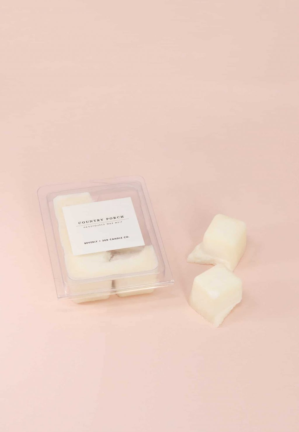 COUNTRY PORCH Soy Wax Melts | Scented Soy Tarts, Soy Candle Melt, Scented Wax Cubes | Wholesale, Bulk Order