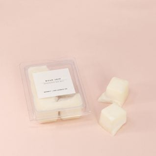 ROAD TRIP Soy Wax Melts | Scented Soy Tarts, Soy Candle Melt, Scented Wax Cubes | Wholesale, Bulk Order