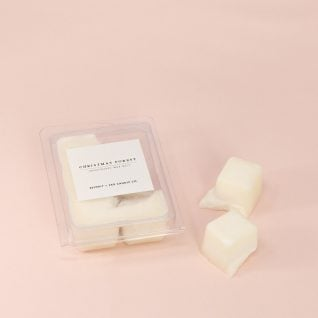 CHRISTMAS FOREST Soy Wax Melts | Scented Soy Tarts, Soy Candle Melt, Scented Wax Cubes | Wholesale, Bulk Order