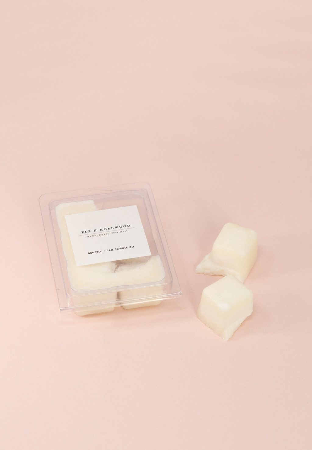 FIG & ROSEWOOD Soy Wax Melts | Scented Soy Tarts, Soy Candle Melt, Scented Wax Cubes | Wholesale, Bulk Order