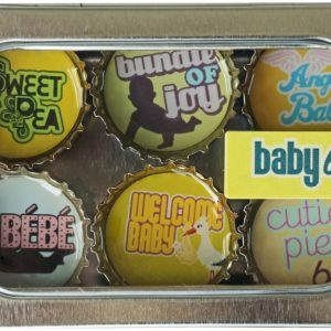 Baby Bliss Magnet - Six Pack