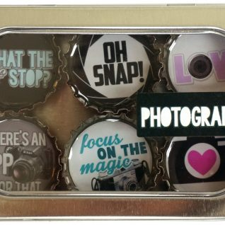 Photography Magnet - Six Pack