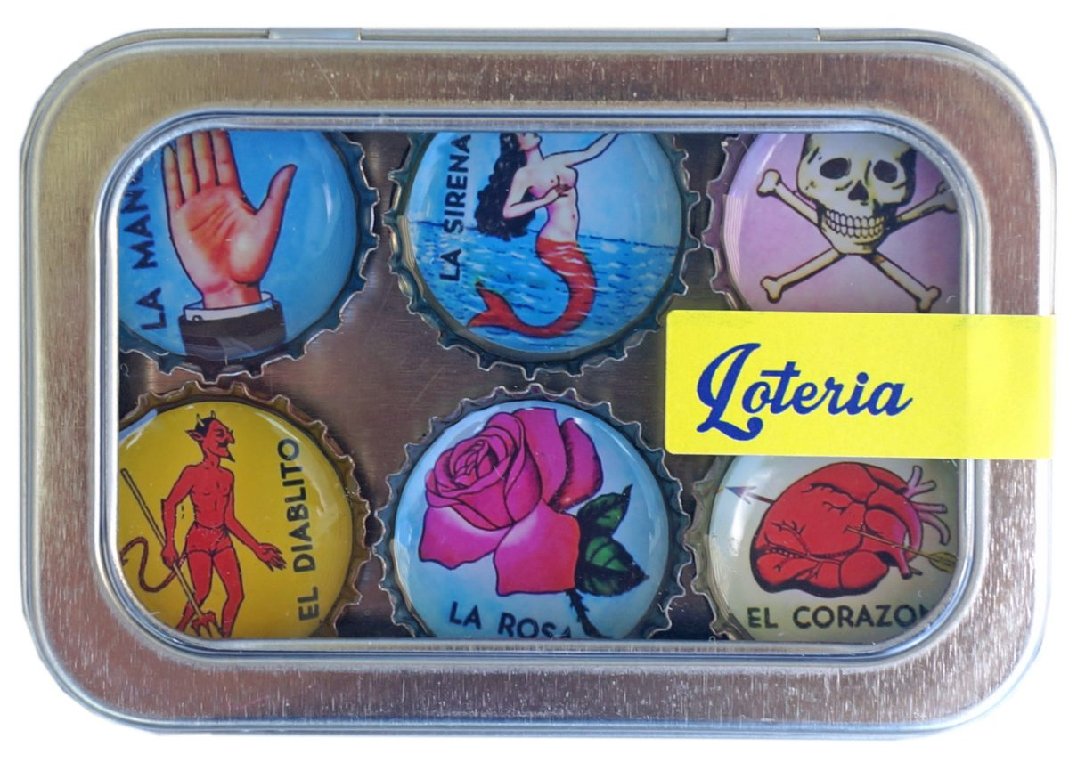 Loteria Magnet - Six Pack