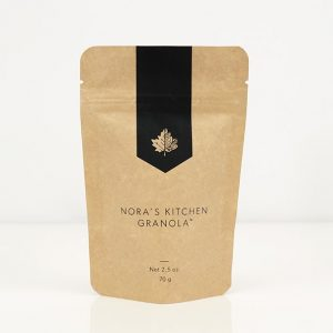 Nora's Kitchen Granola - Grab n Go Bag