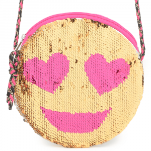 Emoji Flip Sequins Bag
