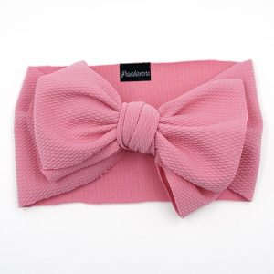 Frenchiestore Pet Head Bow | Light Pink