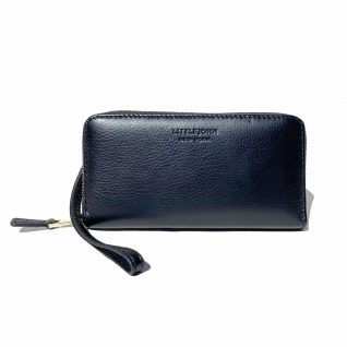 leather smell proof convertible clutch