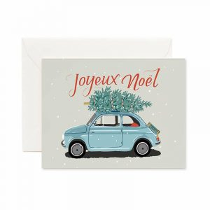 Fiat Holiday Card