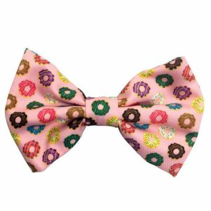 Frenchiestore dog Bowtie | Pink Starpup