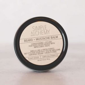 Beard + Mustache Balm | Conditioning + Styling