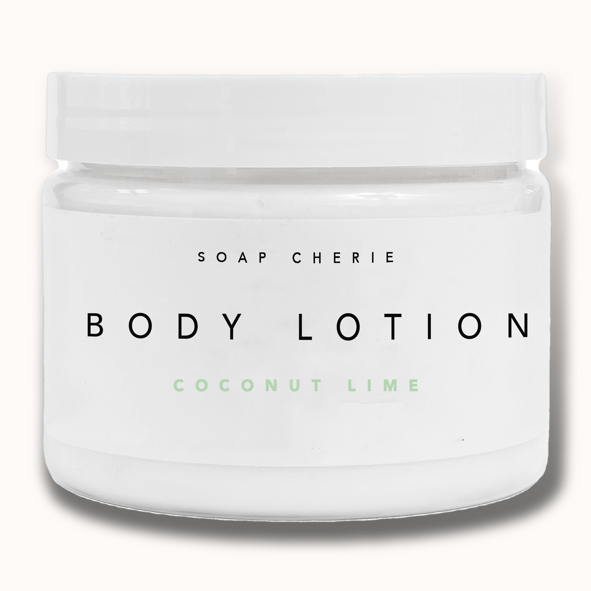MINERAL BODY LOTION  COCONUT LIME